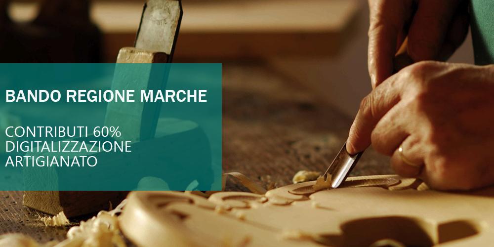 Regione Marche, Bando Digitalizzazione Imprese Artigiane